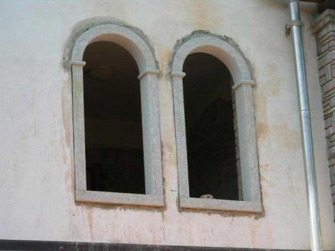 Scale su misura varallo vercelli dealberto graniti - Davanzali finestre in pietra ...