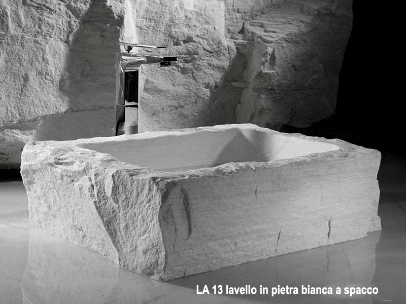 Lavelli in pietra - Varallo - Vercelli - Dealberto Graniti